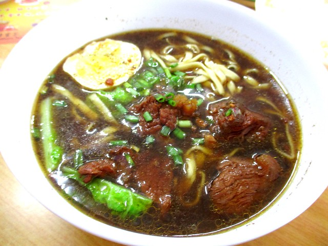 Mother Cafe beef noodles