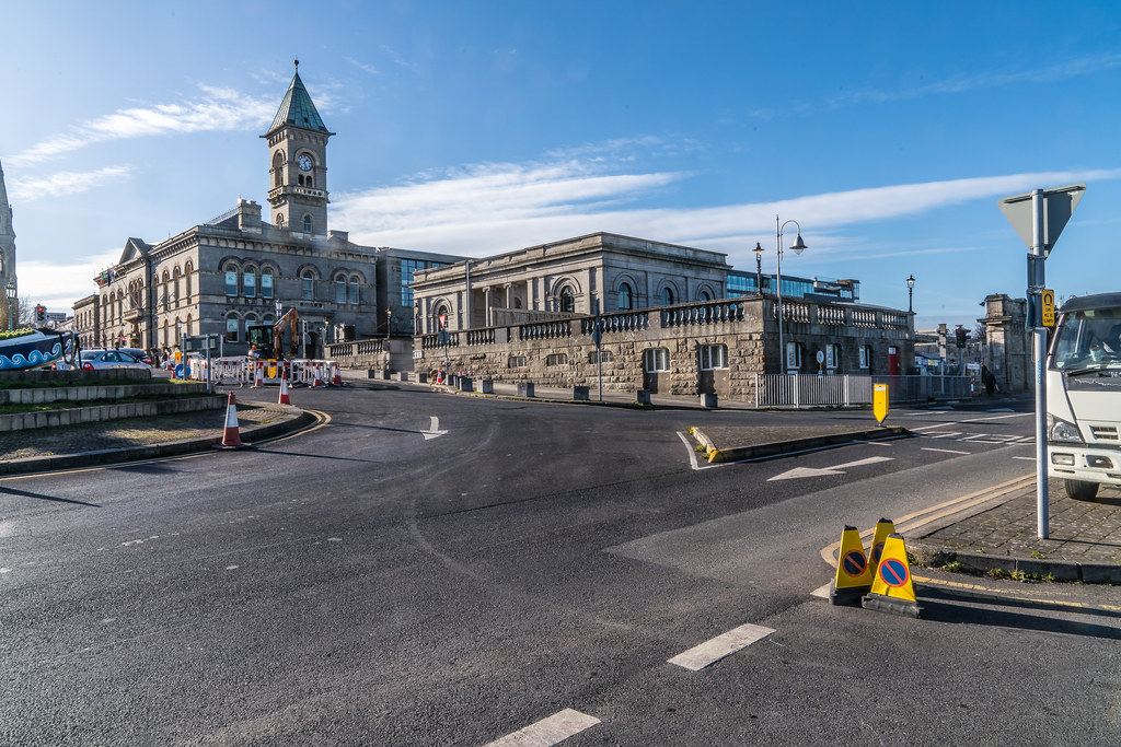 FORMER TOWN HALL IN DUN LAOGHAIRE 002