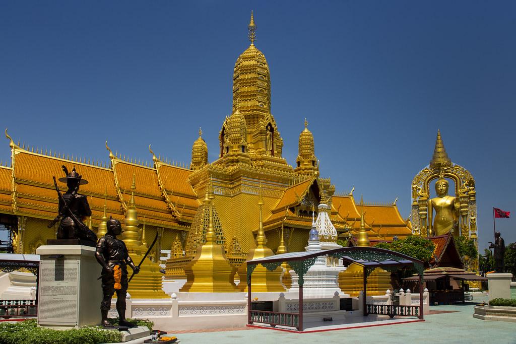 Thailand Bangkok Ancient City 34temple Of The Anatomy Flickr