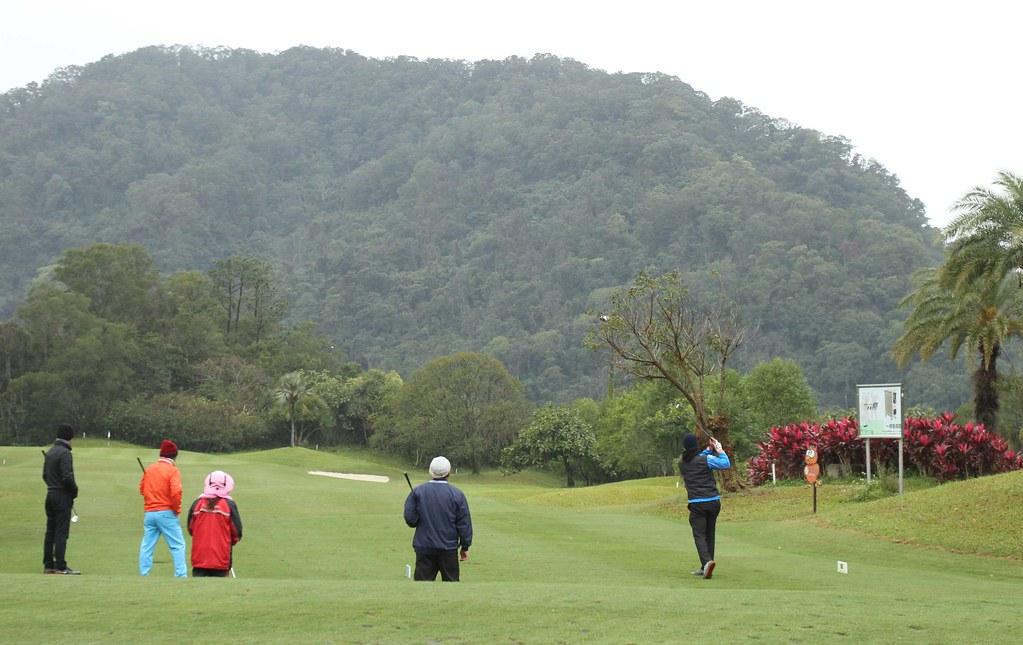 (台灣長春職業高爾夫協會提供)