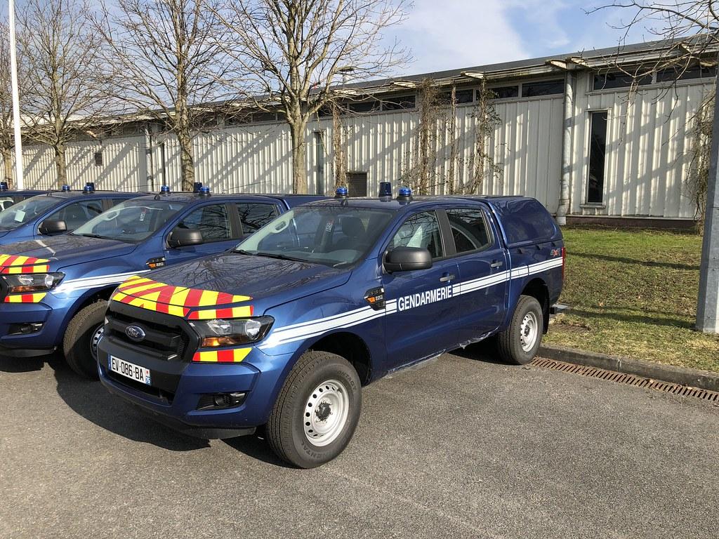 gendarmerie nationale ford ranger amiral vb flickr. Black Bedroom Furniture Sets. Home Design Ideas