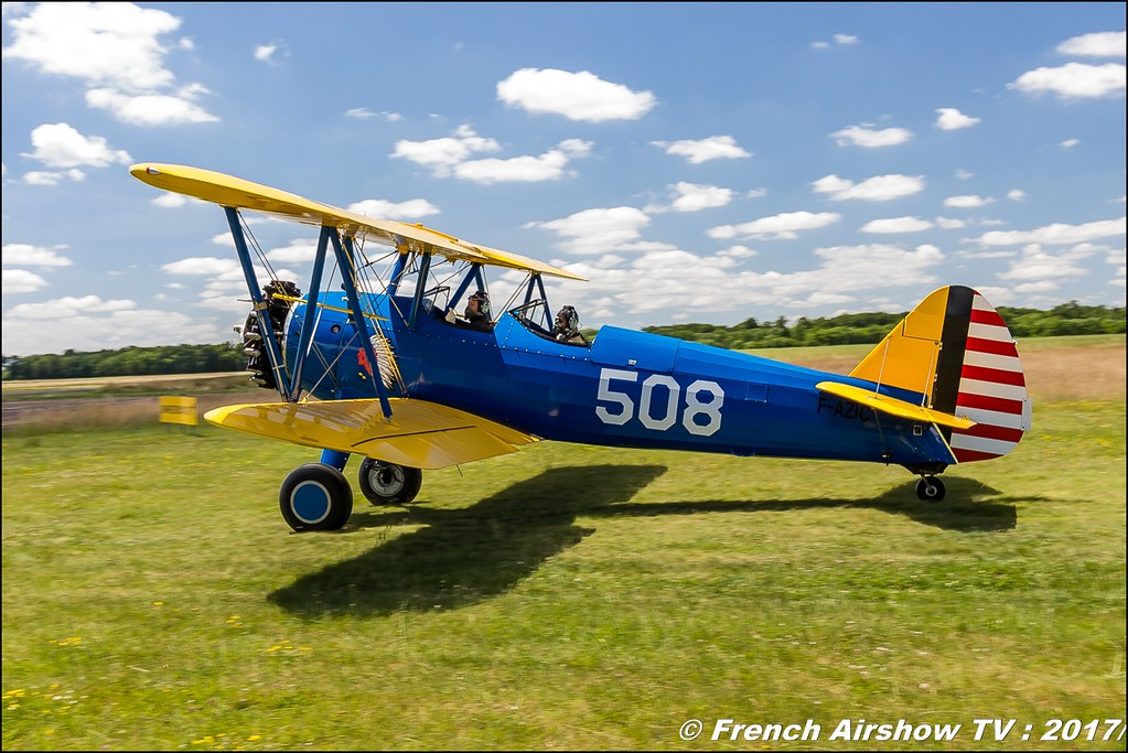 Fly in LFBK 2017 , Fly-in Saint-Yan 2017 , Meeting Aerien 2017