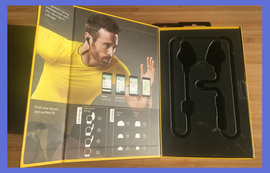 Jabra Sport Pulse Wireless Headphones