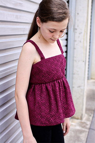 Lace Top #2 | by Jorth!