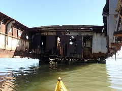 Uss Corry Abandoned In The Napa River Back In The 1930s Ted