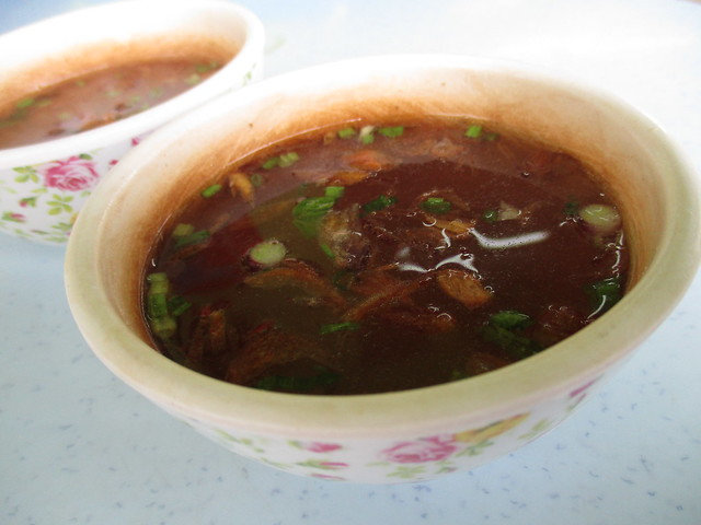 Sri Pelita complimentary soup