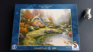 SCHMIDT 1000 - Everett's Cottage by Thomas Kinkade (2) | by Pumatti