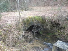 Old Little Rock Creek Bridge