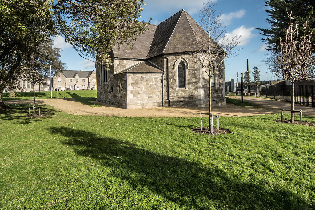 CHURCH OF IRELAND CHURCH - GRANGEGORMAN COLLEGE CAMPUS 004