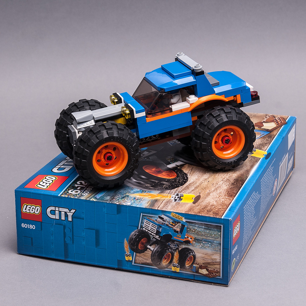60180 Different Monster Truck Free Building Instructions H Flickr