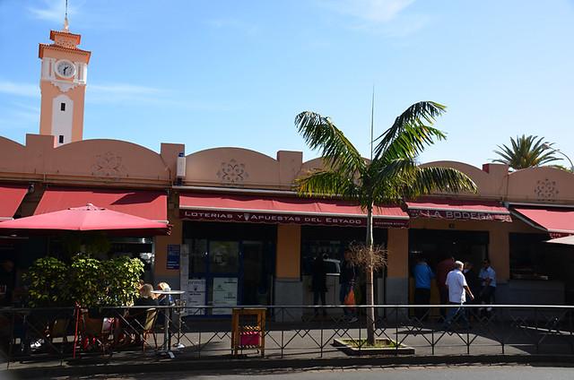 African Market, January, Santa Cruz, Tenerife