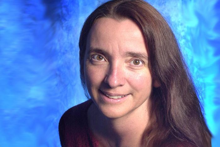 Scientist Bette Korber smiling