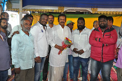 Dr.MohanBabu takes charge as Film Nagar temple's Chairman