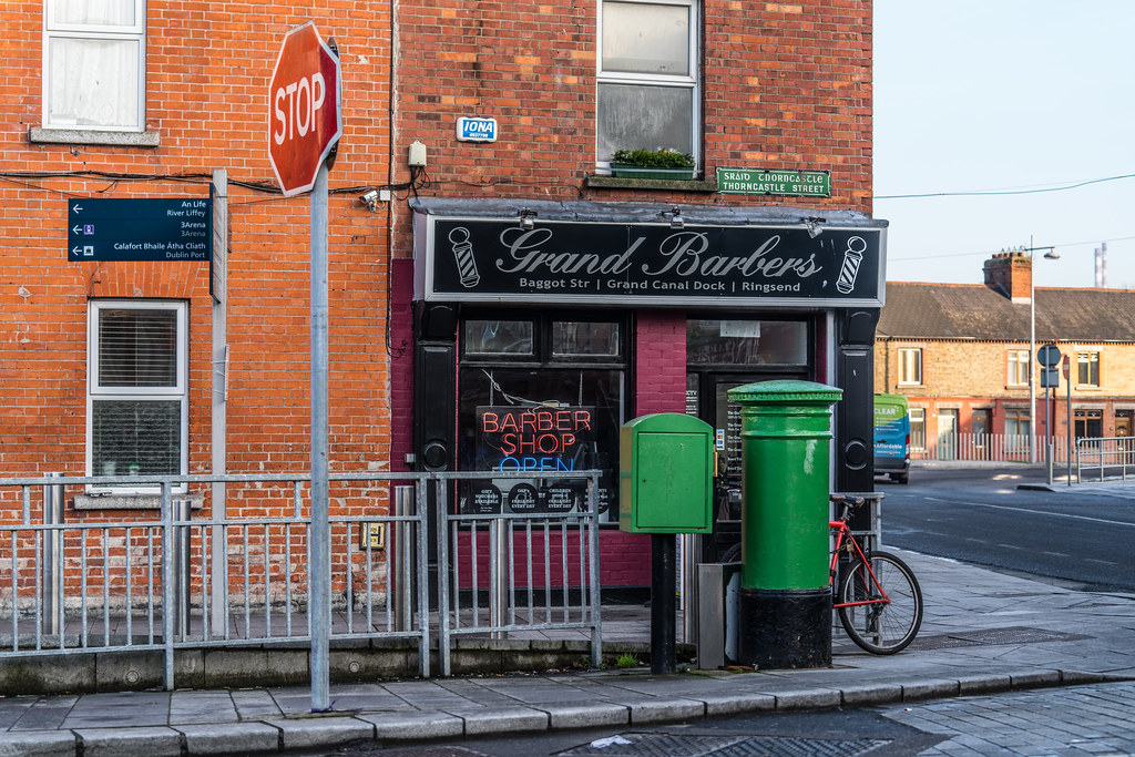 GRAND BARBERS THORNCASTLE STREET [RINGSEND]