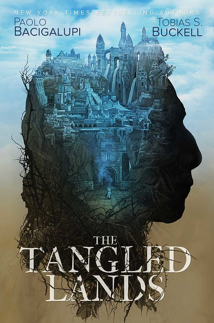 The Cover to The Tangled Lands