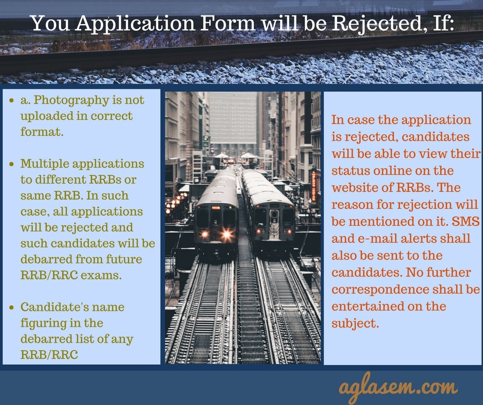 RRB ALP and Technician Application Form 2018 Released - RRB Loco Pilot Apply Online