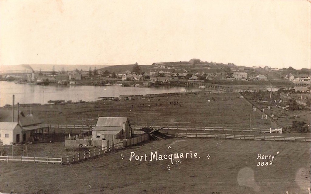 Image result for early photos in Port Macquarie