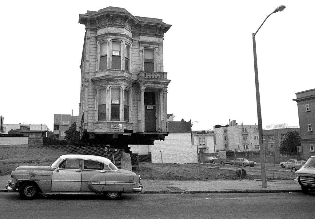 western addition san francisco 1977 ellis street western flickr