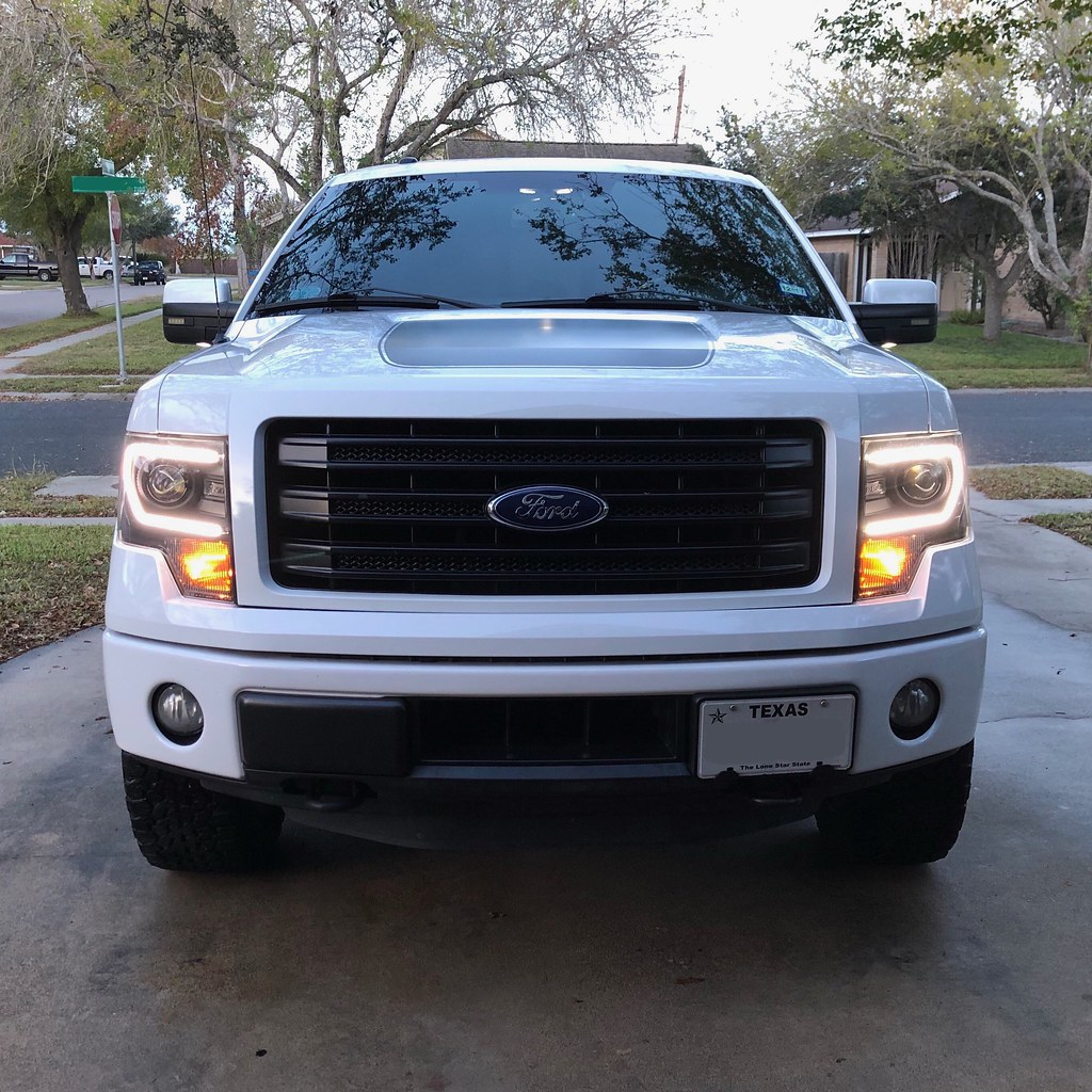 Ford F150 | diode dynamics c-bar switchback leds | Yanki01 | Flickr