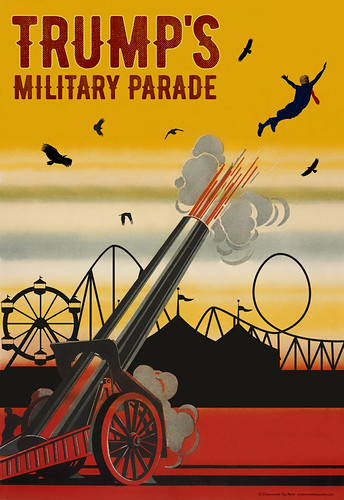 Trump's Military Parade | by outtacontext