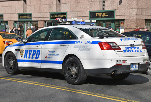 picture   nypd  ford taurus police interceptor se flickr