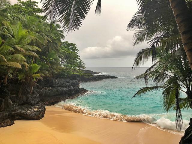 Islote de Rolas (Santo Tomé y Príncipe)
