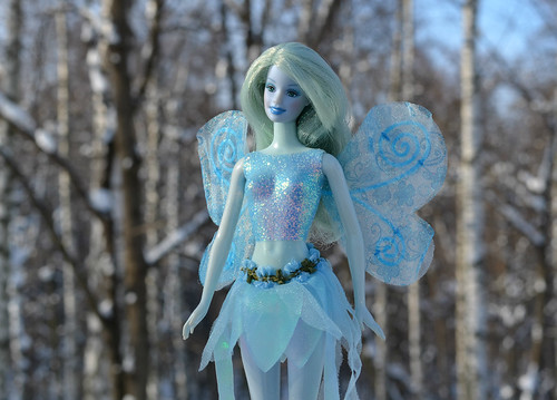 Winter fairy | by Emily-Noiret