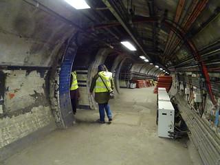 Euston Station Lost Property Number