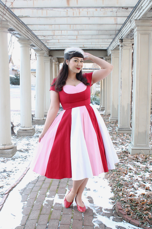 pinup girl clothing cherie dress