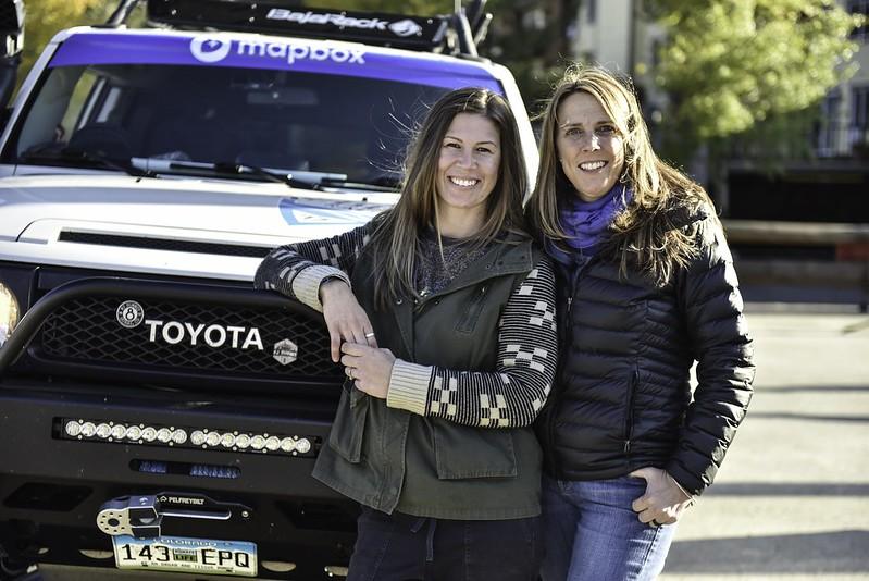 2017 Rebelle Toyotas