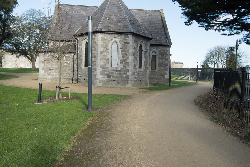 CHURCH OF IRELAND CHURCH - GRANGEGORMAN COLLEGE CAMPUS 003