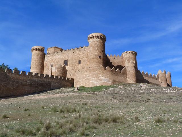 Castillo de Belmonte (Cuenca, Castilla-La Mancha)