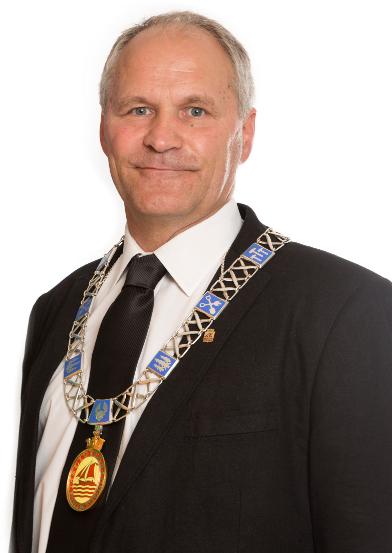 Ordfører Jan Sigbjørnsen