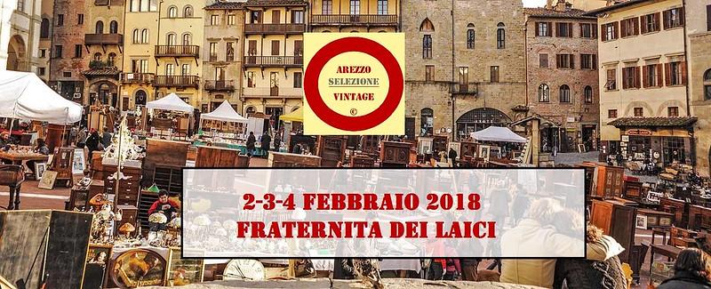 Arezzo Selezione Vintage Fiera Abbigliamento