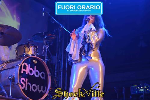 02-02-18 Abbashow in Shockville at Fuori Orario