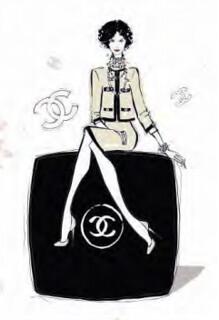 Coco Chanel. 4