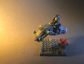 Boscome 'Wrangler' - Salvaged Utility Speeder [2018 LSB Contest REBEL Category] | by -Disty-