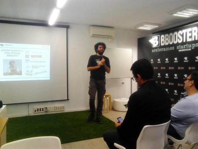 dinámica de gamificación creativa por Anes Ortigosa en Bbooster Venture