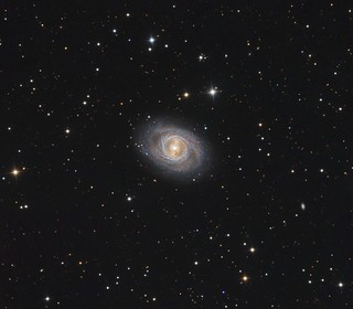 M95 in Leo | by Paddy Gilliland @ Image The Universe