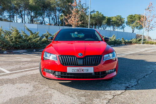 2018 Skoda Superb | by CSCondeMotor