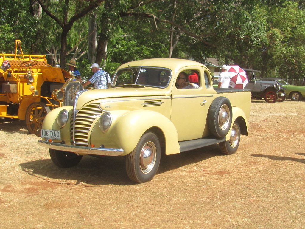 1938 Ford V8 Utility | Classic Cars Australia | Flickr