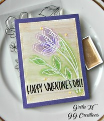 Watercolored Valentine by gg nurse (Greta) ggnursecreations.blogspot.com