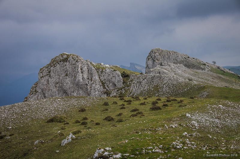 Crestas de Andía