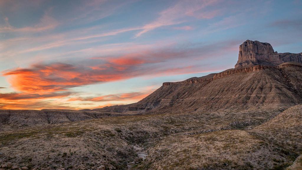 West Texas Sunset   Gu...
