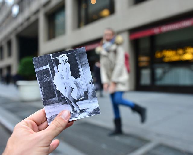 Esquina donde Marilyn Monroe levantaba la falda en Nueva York