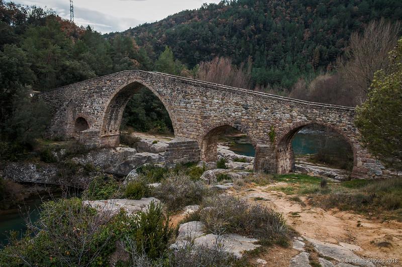 Puente de Pedret