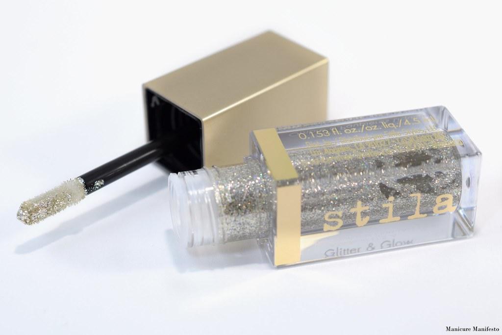 Stila Diamond Dust swatch