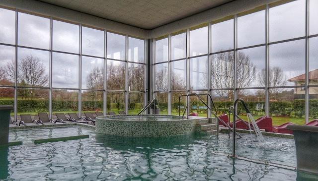 Hotel Balneario Golf Aguas Santas