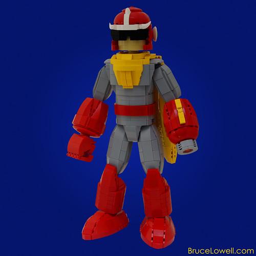 LEGO Protoman