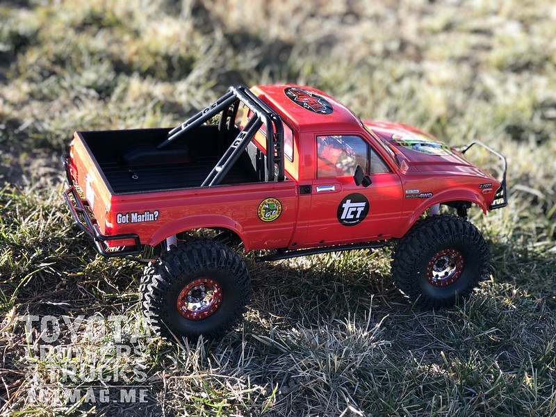 RC4WD Marlin Crawler